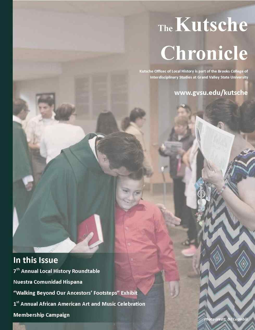Fall 2015 Kutsche Chronicle